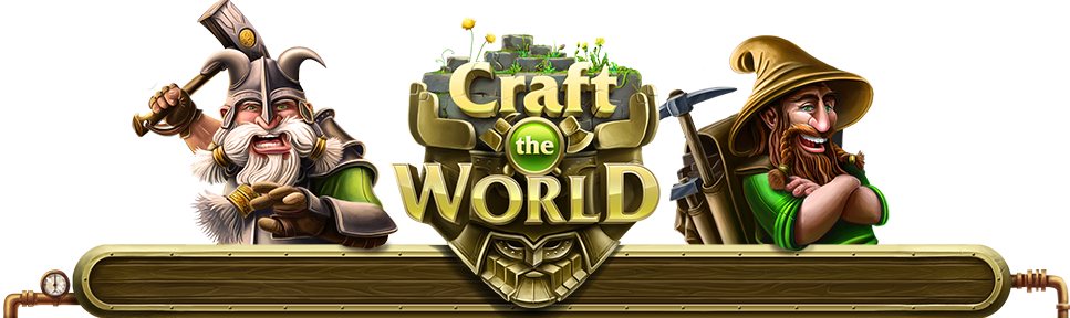 Craft The World v1.5.003 + All DLCs