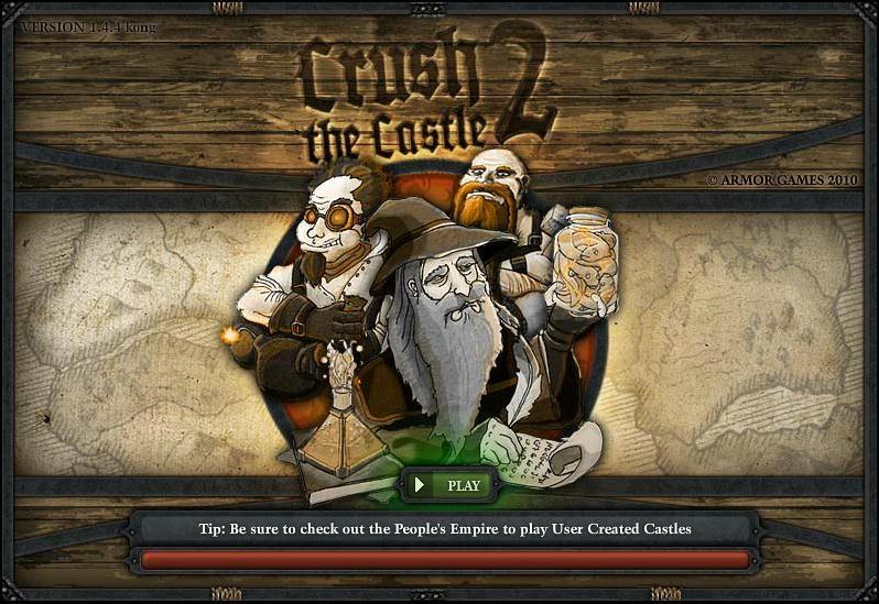 Crush the castle 2 скачать на компьютер