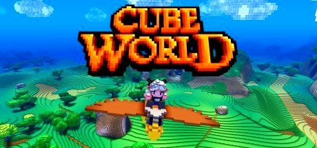 Cube World v1.0.0-1 / + RUS v0.1.1 [Alpha]