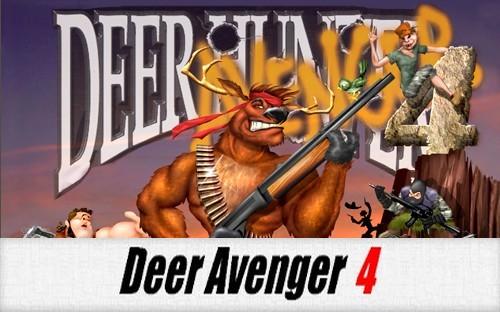 Deer Avenger 4: The Redneck Strikes Back (2001) PC