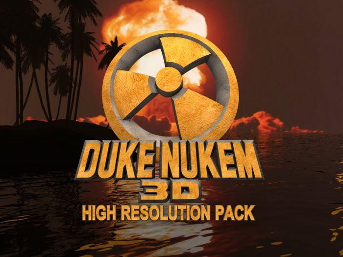 Duke Nukem 3D: High Resolution Pack v4.0