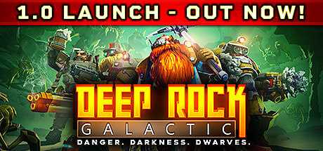 Deep Rock Galactic v0.5.0.7555 [Closed Alpha]