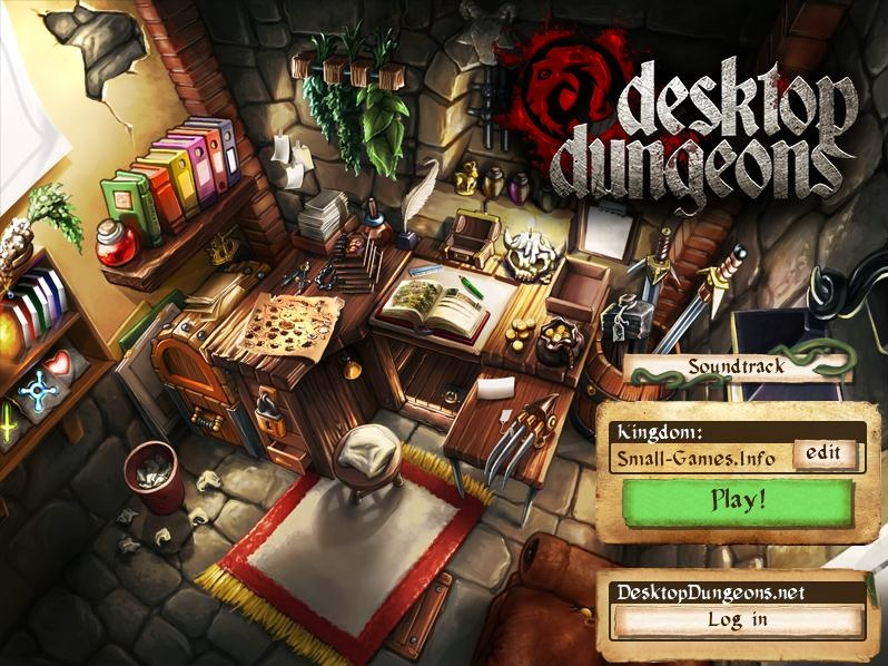 Desktop Dungeons. Enhanced Edition v1.58 + 1 DLC