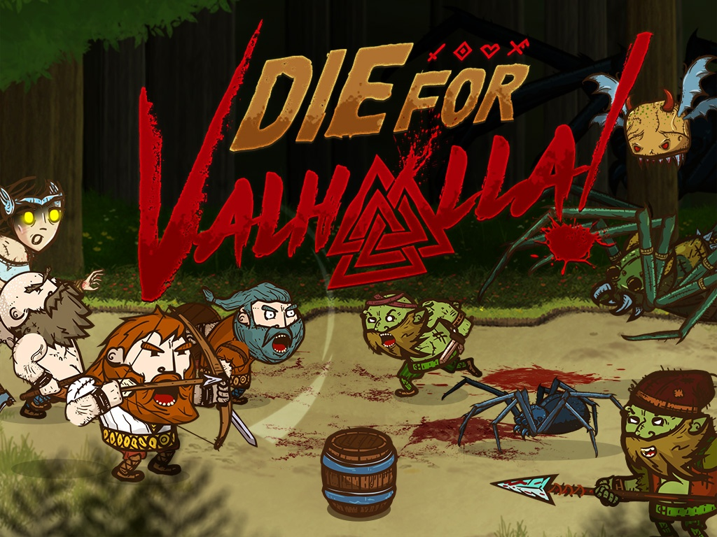 Die for Valhalla! v1.02a.0730.1037