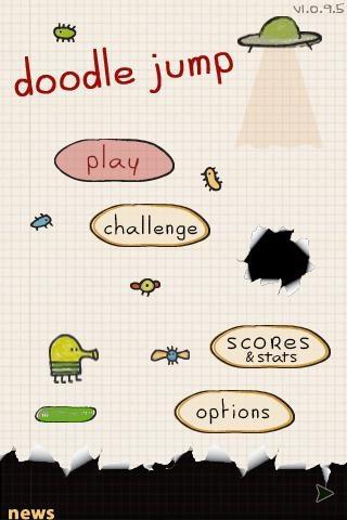 Скачать игру doodle jump для pc