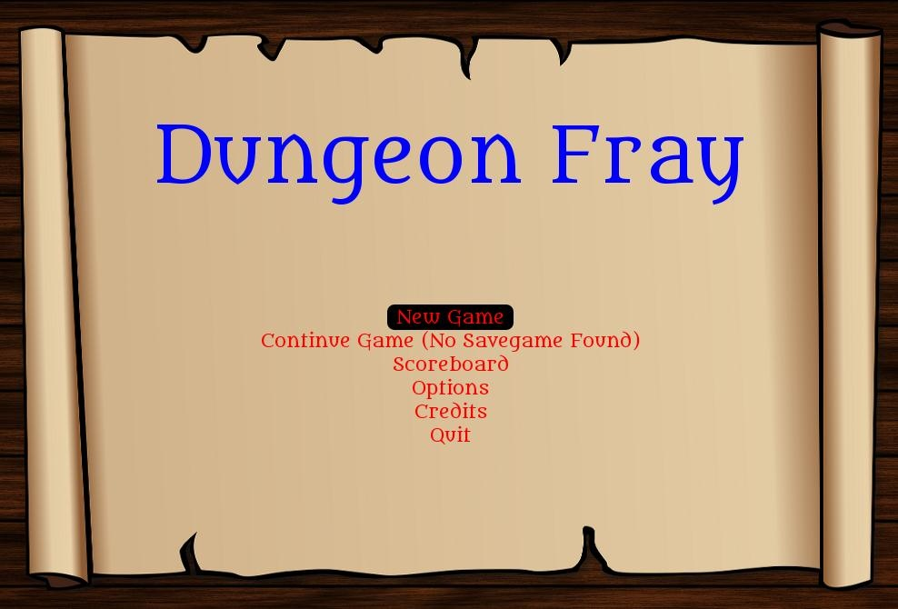 Dungeon Fray v0.8
