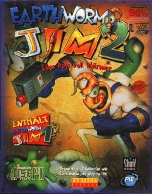 Earthworm Jim 2 - скачать полную версию