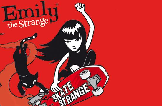 Emily The Strange Ebook