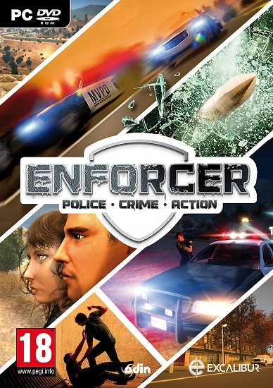 Enforcer: Police Crime Action v1.0.7.2 / +RUS