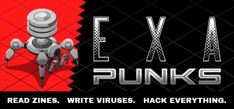 EXAPUNKS v13.08.2018 [Steam Early Access]