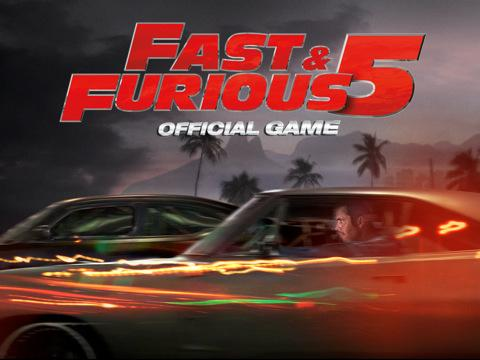Fast & Furious 5: Official Game HD