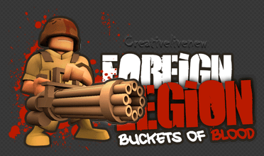 Foreign Legion: Buckets of Blood (Multi6)
