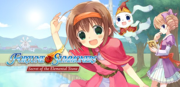 Fortune Summoners: Secret of the Elemental Stone v1.2