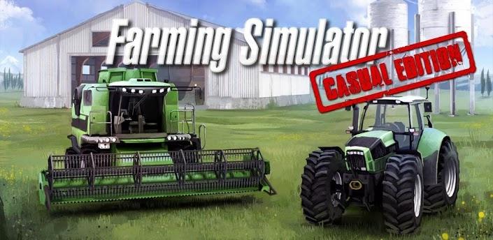 Hack para farming simulator 14 android