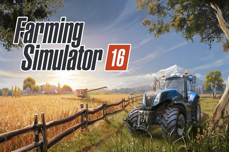 Farming Simulator 16 v1.0.0.9