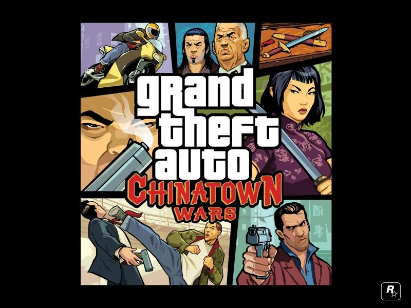Grand Theft Auto: Chinatown Wars v2.0