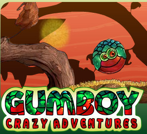 Gumboy Crazy Adventures v1.22 / Gumboy - Чудеса на виражах