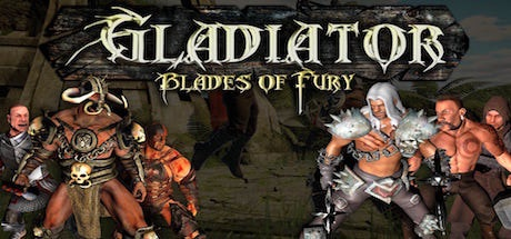 Gladiator: Blades of Fury