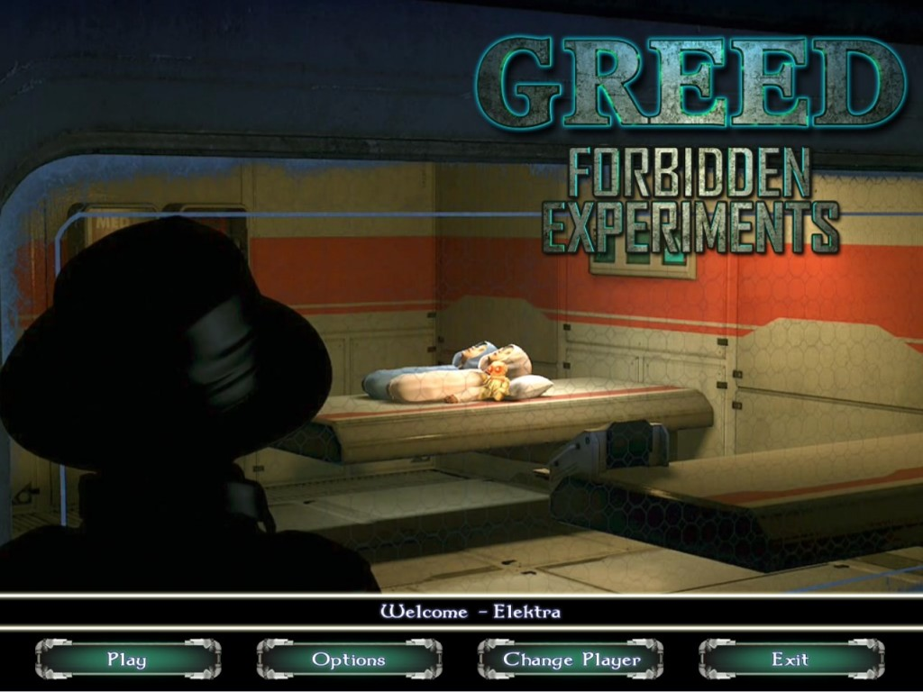 Greed 2: Forbidden Experiments