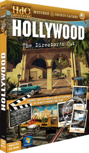 HdO Adventure: Hollywood. The Director's Cut  [PC] [DF]