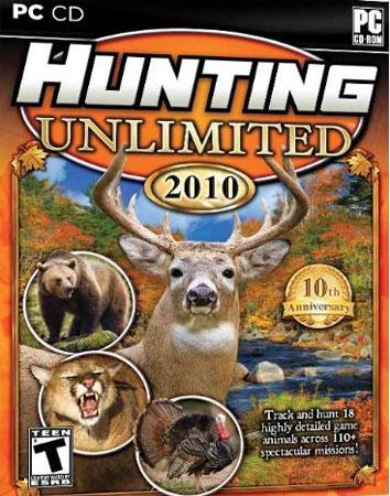 Hunting unlimited 2010 скачать игру бесплатно.