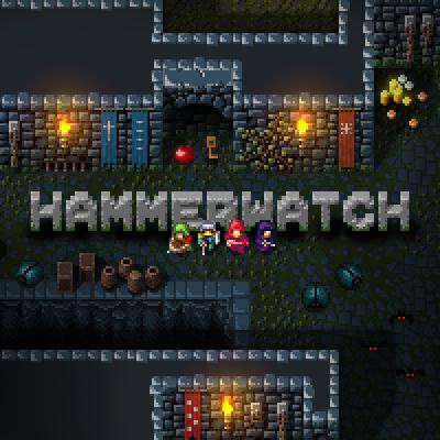 скачать через торрент игру Hammerwatch - фото 2