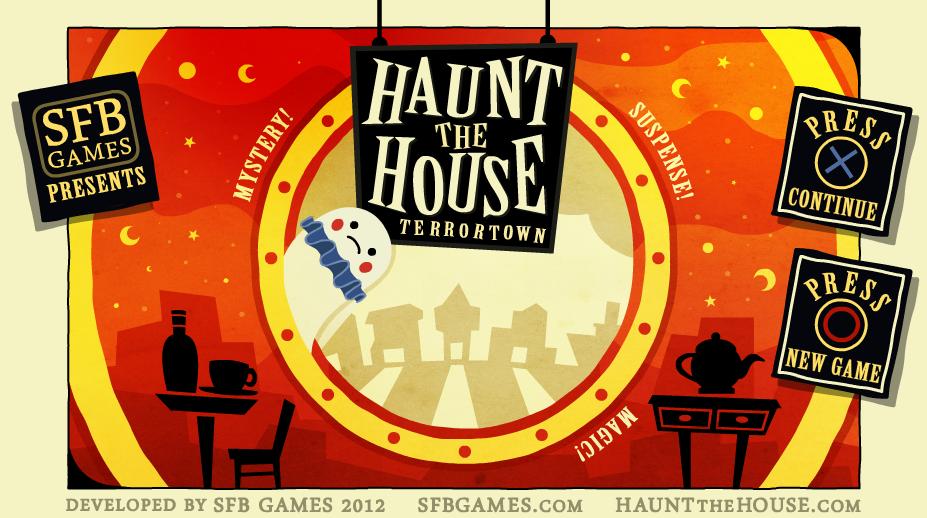 скачать игру Haunt The House через торрент - фото 2