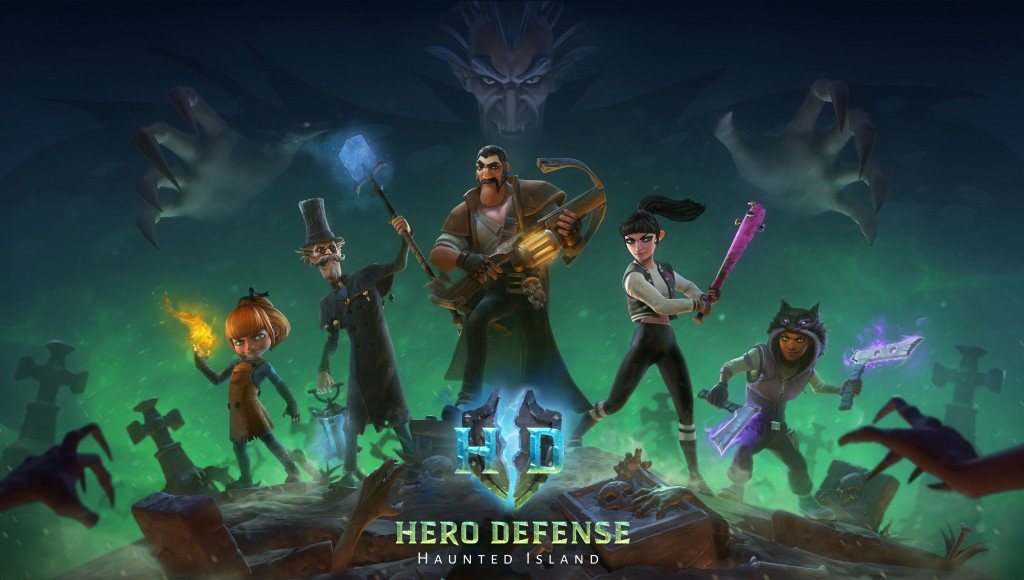 Hero Defense - Haunted Island v1.4.2 Hotfix 2