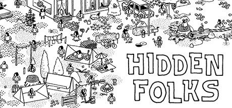 Hidden Folks v1.6.4 + The Beach DLC