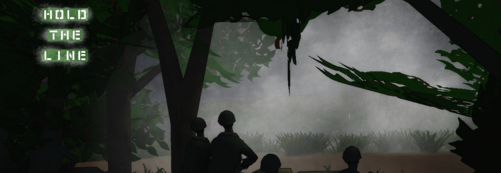 Hold The Line v0.1 [Pre-Alpha]