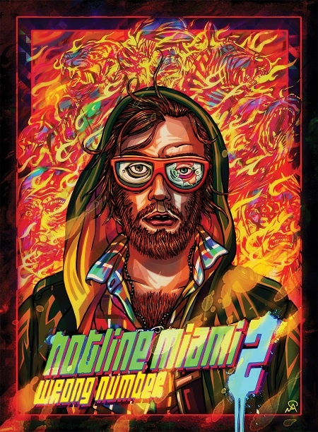 Hotline Miami 2: Wrong Number v1.05 / + Level Editor [Beta] / + GOG v1.0.8a
