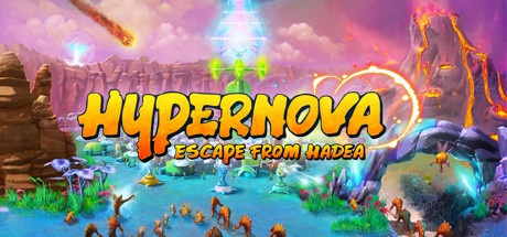 HYPERNOVA: Escape from Hadea v1.4