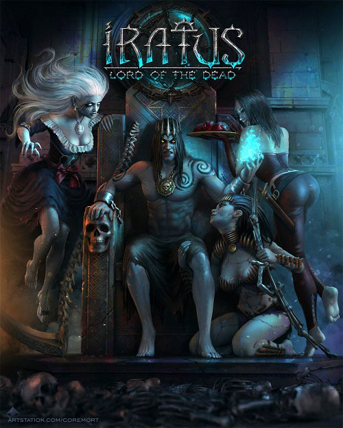 Iratus: Lord of the Dead v181.03 + All DLCs