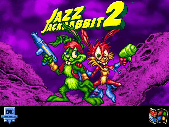 Jazz Jackrabbit 2 All-in-One v1.24+