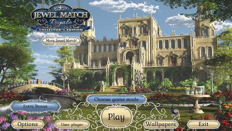 Jewel Match Royale. Collector's Edition