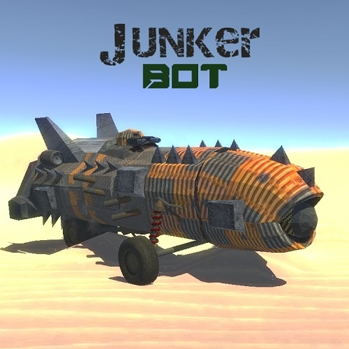 JunkerBot v0.7 [Steam Early Access]