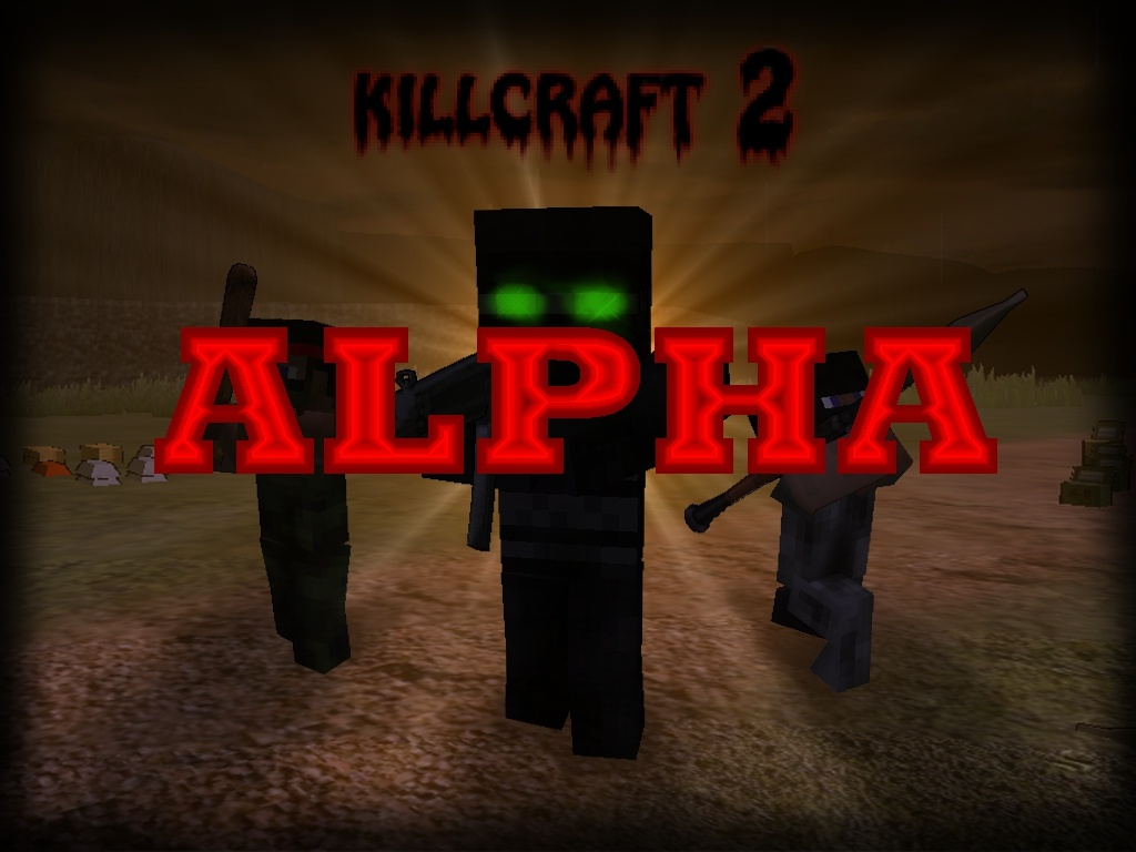 Kill Craft 2 [Alpha v1.2.3] / +RUS