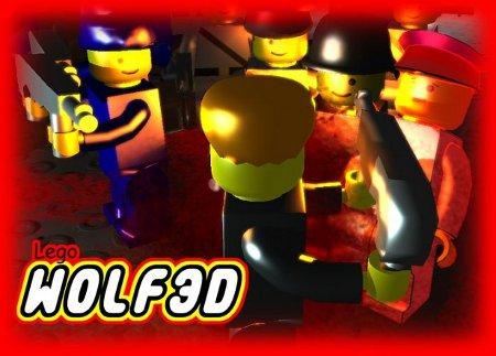 LEGO Wolf3D