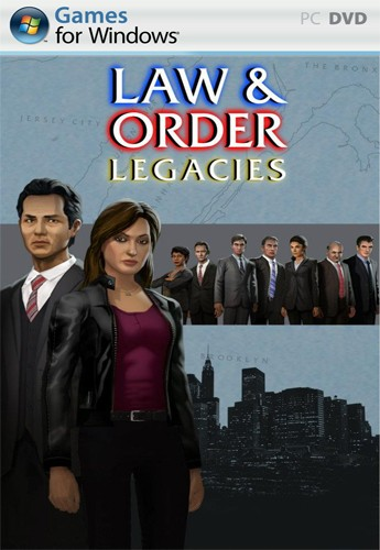 Law & Order: Legacies. Episode 1 to 7 (Telltale Games) (RUS/ENG/Multi3) [Repack] �� R.G. Catalyst