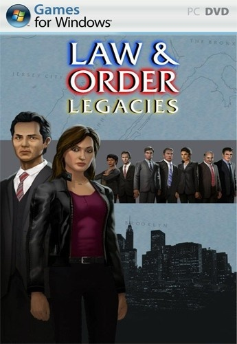 Law & Order: Legacies. Episode 6: Side Effects