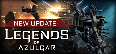 Space Conflict - Legends of Azulgar v0.207 [Steam Early Access]