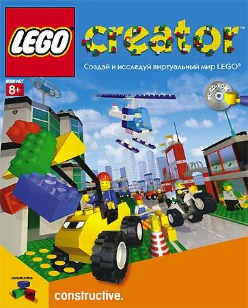 Lego creator торрент, скачать русскую версию.