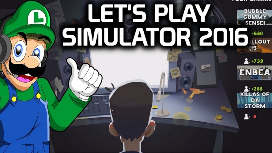 Let's Play Simulator 2016