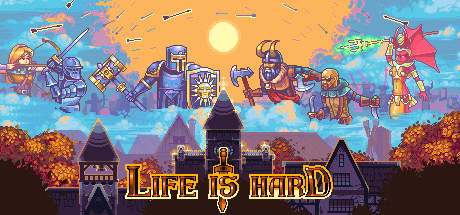 Life is Hard v0.92 [Steam Early Access]