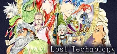 Lost Technology v24.07.18