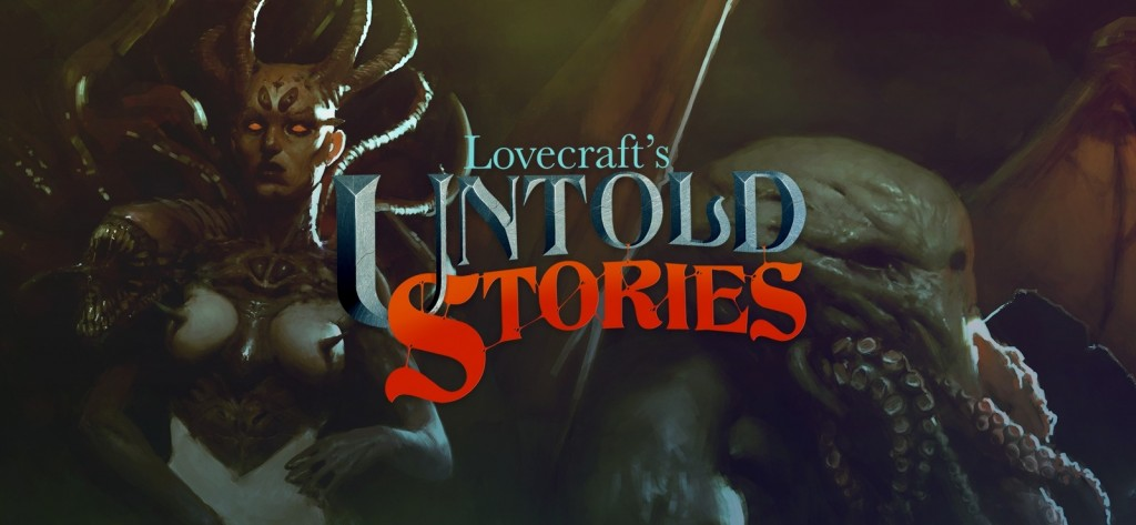 Lovecraft's Untold Stories v1.215 / +GOG