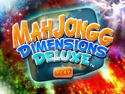 Mahjongg Deluxe