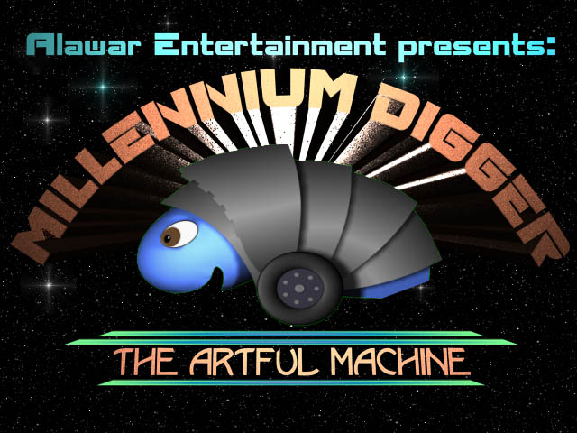 Millennium Digger: The Artful Machine / + RUS