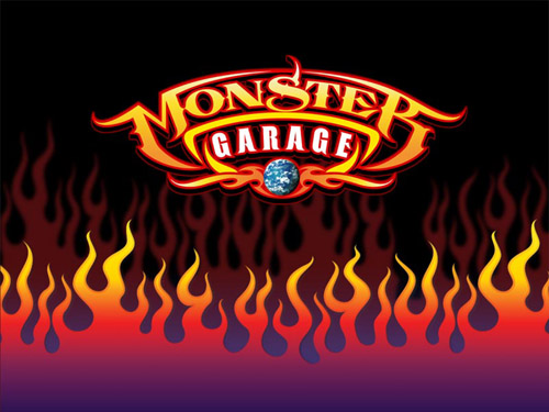 affiche Monster Garage