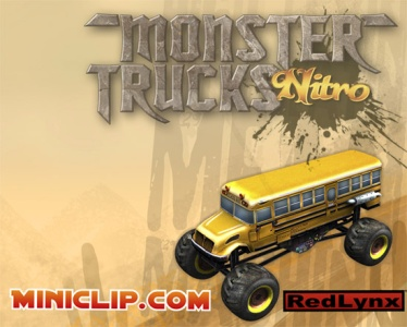 Monster Trucks Nitro v1.31